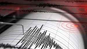 Marmara Denizi'nde gece yarısı deprem! İstanbul'da da hissedildi