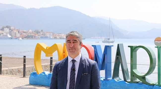 Marmaris Belediyesi'nden turizm atağı