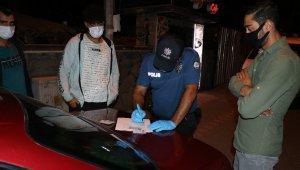 """Maske cezası kesilen sürücüden polise, """"Helal olsun"""" sitemi"""