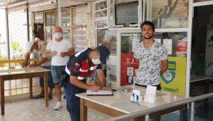 Mersin'de Covid kurallarına uymayanlara 3 milyon 858 bin lira ceza uygulandı