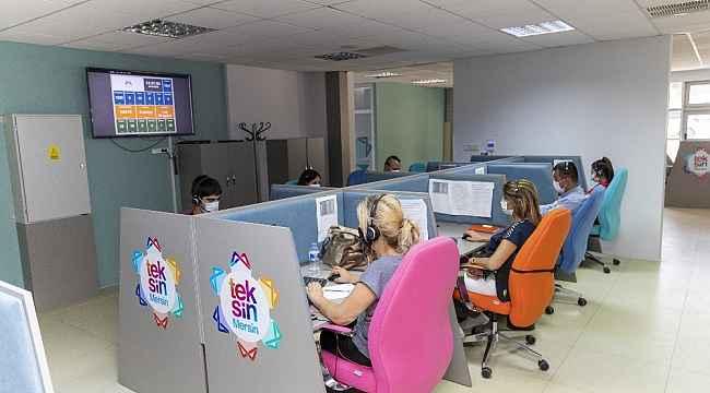 Mersin'de yeni çağrı sistemi kuruldu