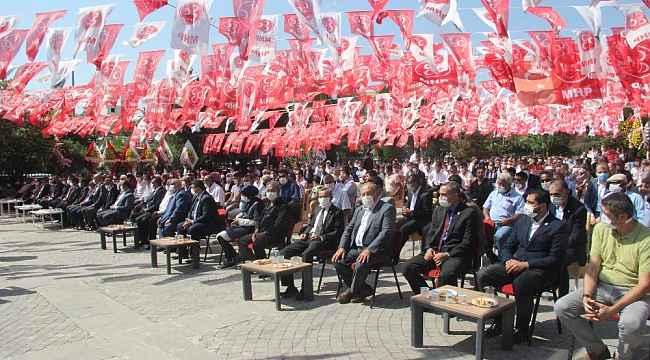 MHP Kilis İl Başkanlığına Demir seçildi