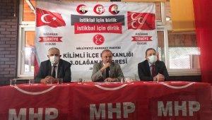 MHP Kozlu ve Kilimli ilçe kongreleri yapıldı