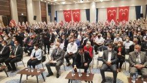 """MHP'li Bulut: """"İnatla ve ısrarla liderimizle problem yaşayan herkesle problem yaşamaya hazırız"""""""
