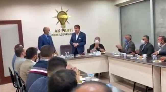 Milletvekili Aydemir, 'AK süreç destansı bir kıyamdır'