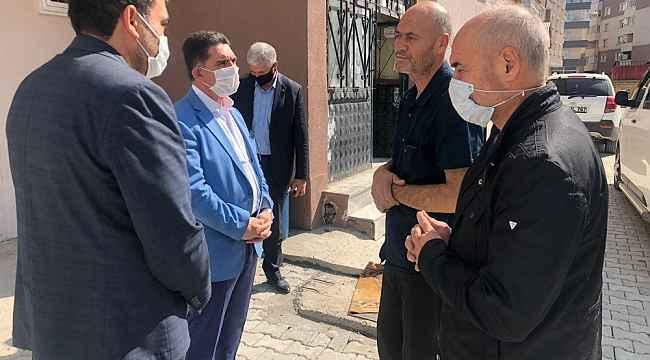 """Milletvekili Çelebi: """"Şehit teğmenimizin ismi okulda yaşatılacak"""""""