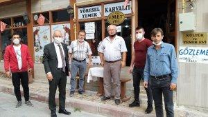 "Milletvekili Kasap: ""Kütahya'da 9 ayda 535 iş yeri kapandı"""