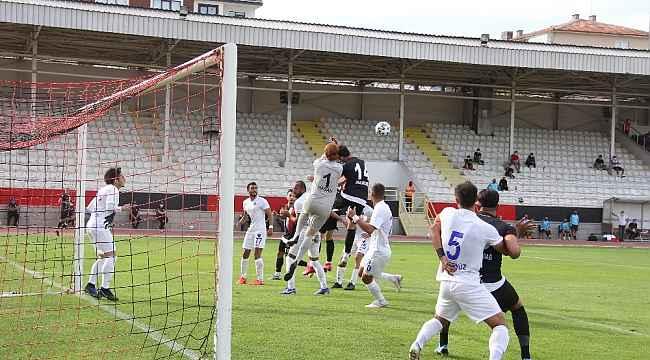 Misli.com 2. Lig: GMG Kastamonuspor: 1 - Karacabey Belediyespor: 1