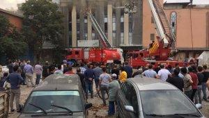Mobilya fabrikasını alevler sardı - Bursa Haberleri