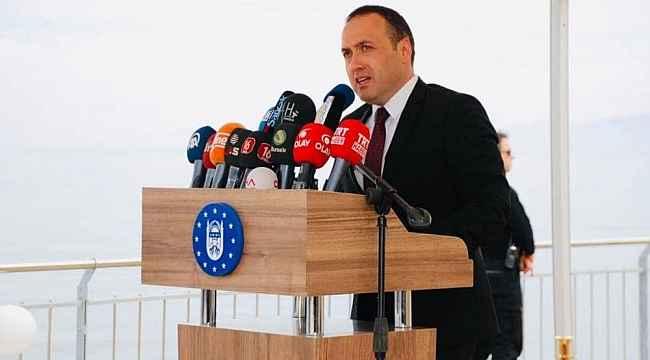 Mudanya Kaymakamı Sözer'in covid testi pozitif çıktı