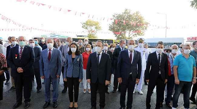 Mudanya'nın 98.gurur günü kutlandı - Bursa Haberleri