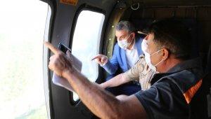 Munzur'da kayıp kardeşler, 250 kişilik ekiple aranıyor