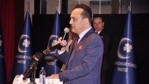 MYP Lideri Yılmaz'dan İbrahim Kalın'a destek