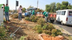Nazilli Belediyesi 10 ayrı noktada temizlik çalışması gerçekleştirdi