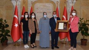 Nevşehir'de Devlet Övünç Madalyası ve Tevcih töreni düzenlendi