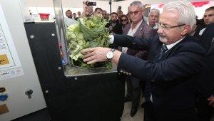 """Nilüfer Kompost Ünitesi'ne """"sağlıklı çevre"""" ödülü"""