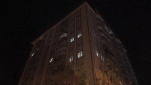 Onuncu kattan havalandırma boşluğuna düşen genç kız hayatını kaybetti