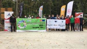 Ormanya'da Avrupa Hareketlilik Haftası yürüyüşü