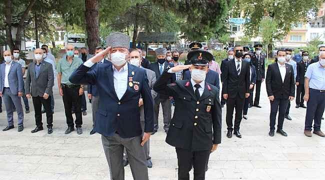 Osmaneli'de Gaziler Günü töreni