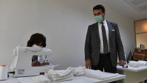 Osmangazi'den öğrencilere özel maske - Bursa Haberleri