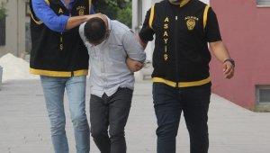 Otoyolda tır sürücülerini gasp eden zanlı tutuklandı