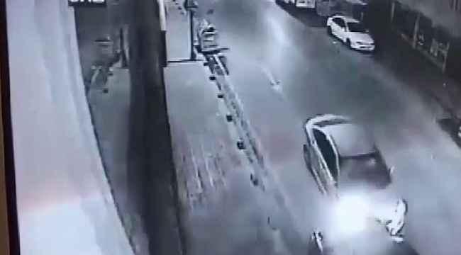 Pendik'te aracı ile caddeyi savaş alanı döndürdü