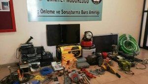 Polis hırsızlara göz açtırmıyor: 3 gözaltı