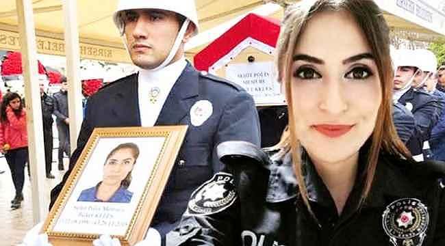 Polis memuru Buket Keleş, 15 dakikalık fark yüzünden şehit sayılmadı