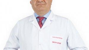 Prof. Dr. Polat Durukan Özel Medical Park Gaziantep Hastanesi'nde