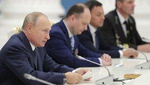 """Putin'den nükleer santral tepkisi: """"Odunla mı ısınacaksınız"""""""
