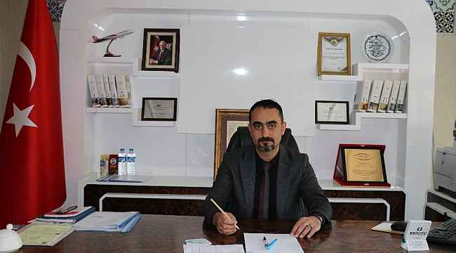 Royal Palas Hotel Genel Müdürü Faydalı, Kapıköy Sınır Kapısı'nın açılmasını istedi