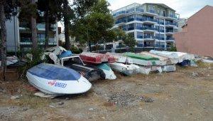Sahipsiz teknelere satış yolu gözüktü - Bursa Haberleri