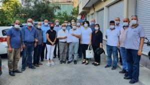 Salihli MHP'de Akın, mazbatasını aldı