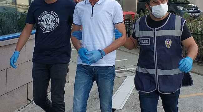 Samsun'da yasa dışı bahisten 2 kişi adliyeye sevk edildi