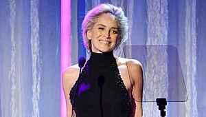 Sharon Stone, öpüştüğü aktörler içinde en iyisi olarak Robert de Niro'yu seçti