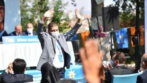 Sındırgı AK Parti'de kongre heyecanı