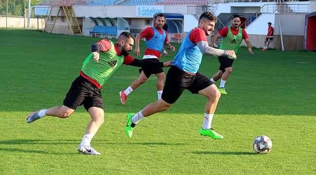 Sivas Belediyespor, Kırklareli maçına hazır