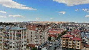 Sivas'ta konut satışları azaldı