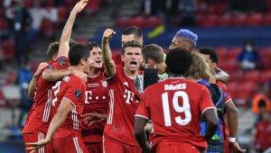 Süper Kupa, Bayern Münih'in