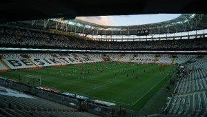 Süper Lig: Beşiktaş: 0 - Antalyaspor: 0