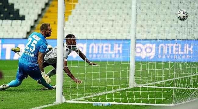 Süper Lig: Beşiktaş: 1 - Fraport TAV Antalyaspor: 0