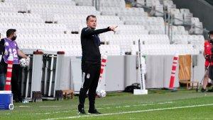 Süper Lig: Beşiktaş: 1 - Fraport TAV Antalyaspor: 1