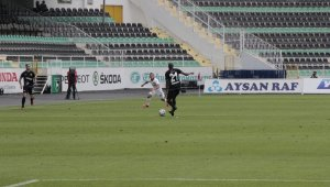 Süper Lig: Denizlispor: 0 - Trabzonspor: 0