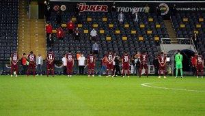 Süper Lig: Fenerbahçe: 0 - A. Hatayspor: 0