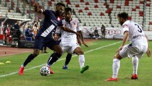 Süper Lig: Fraport TAV Antalyaspor: 1 - Gençlerbirliği: 0