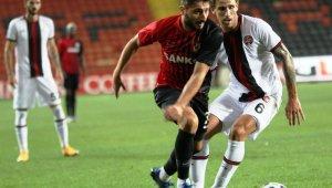 Süper Lig: Gaziantep FK: 2 - Fatih Karagümrük: 2