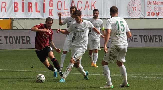 Süper Lig: Gençlerbirliği: 0 - İH Konyaspor: 0