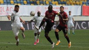 Süper Lig: Gençlerbirliği: 0 - Konyaspor: 0