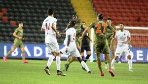 Süper Lig: Hatayspor: 0 - Başakşehir: 0