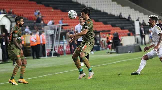 Süper Lig: Hatayspor: 1 - Başakşehir: 0
